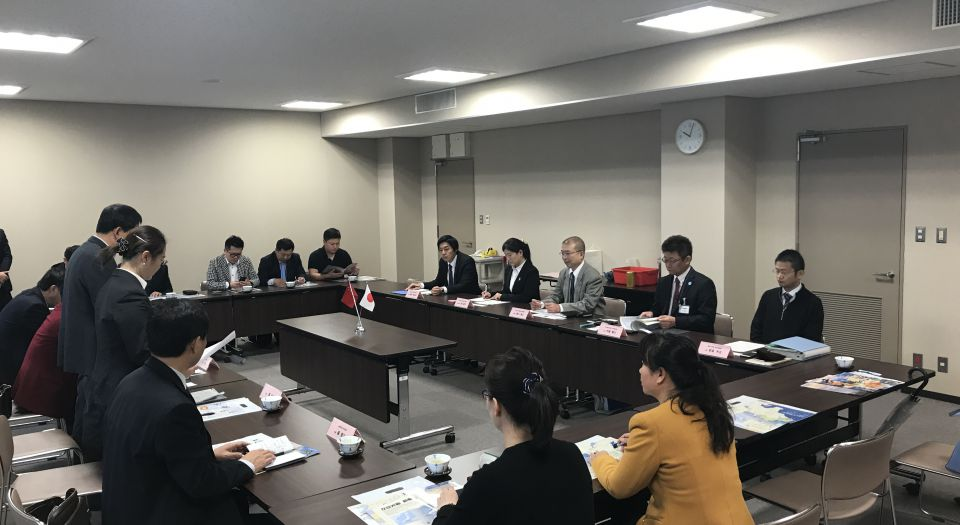 Planning and hosting the Japan Merchants' Talents Introduction and Investment Promotion Conference in Anqiu, Shandong Province. The Osaka Chamber of Commerce and Industry, the Japan-China Economic Association