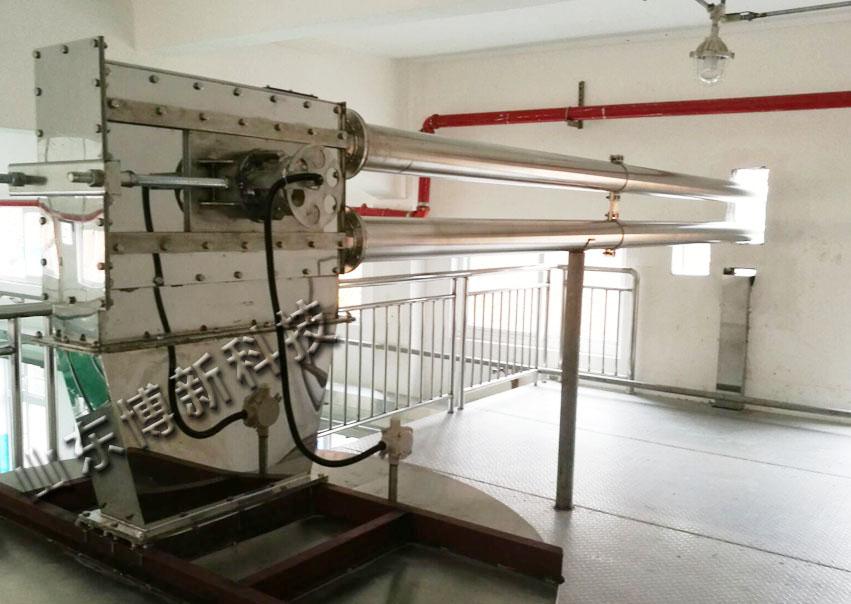 管链式粉体输送机