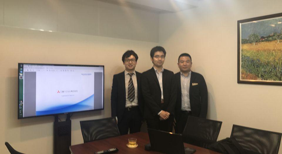 日本三菱化学合作交流会-大阪