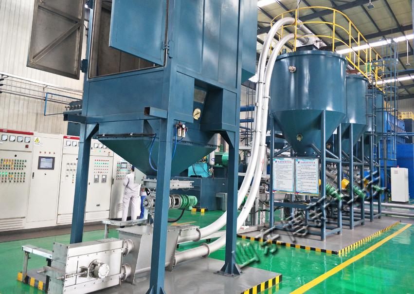 催化剂自动化吨袋拆包机、吨袋破袋机供应