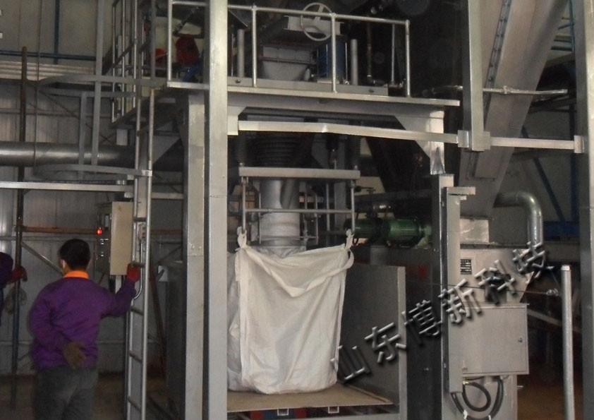 粉体吨袋包装机