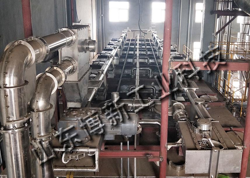 粉体管链式输送机