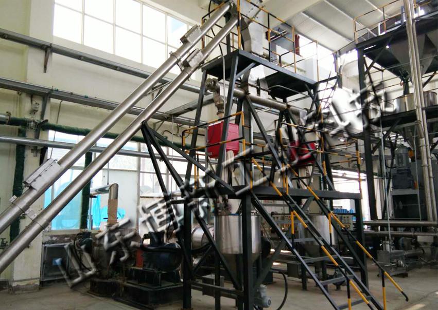 倾斜式管链输送机